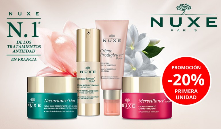 Nuxe 20%