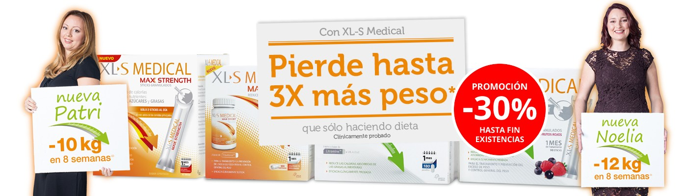 promoción xls medical