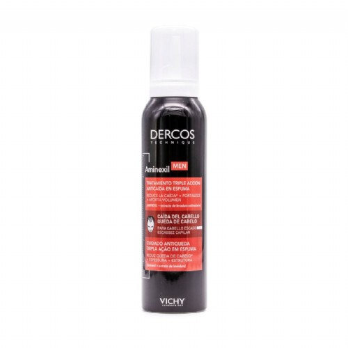 Dercos triple accion anticaida espuma (150 ml)
