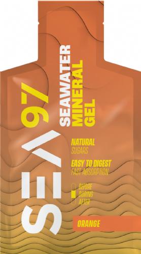 Mineral gel sea97 orange