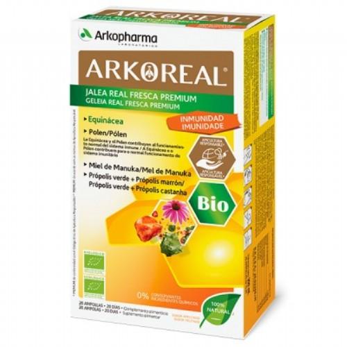 Arkoreal jalea inmunidad