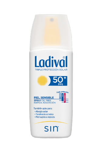Ladival sport spray transp 50+ 150ml