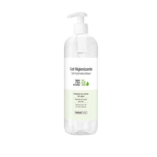 Nosacare gel higienizante hidroalcoholico (750 ml)