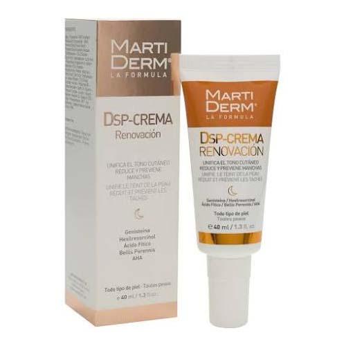 Martiderm Pigment Zero DSP crema renovación 40ml