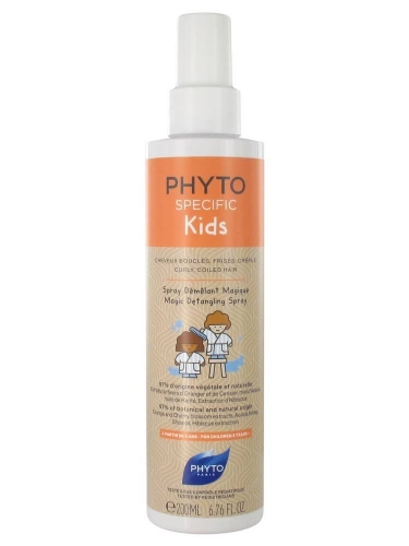 Phyto-kids spray desenredante 200 ml