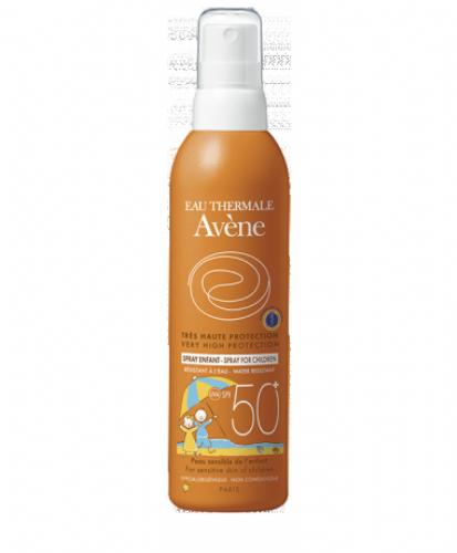 Avene solar 50+ spray niños  (200 ml)