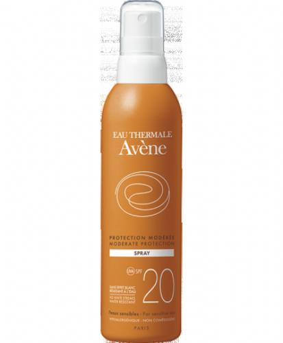 Avene solar spray 20 ( 200 ml )
