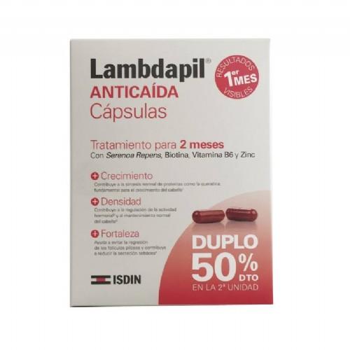 Lambdapil duplo 120 capsules
