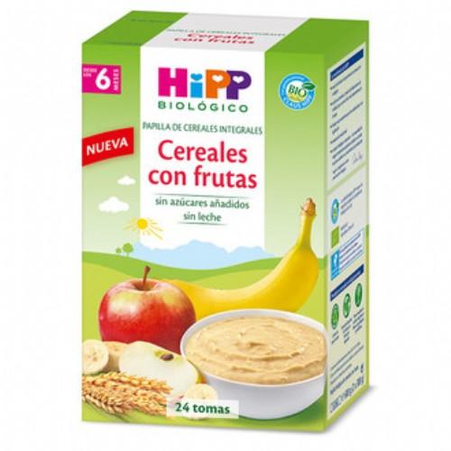 Hipp  cereales integrales cereales con frutas