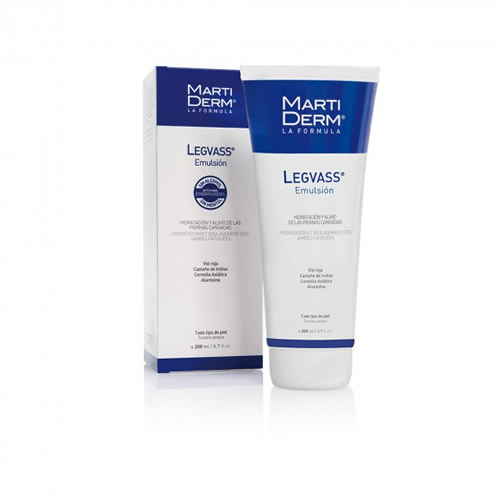 MARTIDERM LEGVASS EMULSION (200 ML)