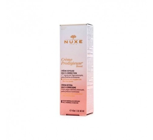Nuxe creme prodigieuse boost gel-balsamo multi-correccion ojos, 15 ml