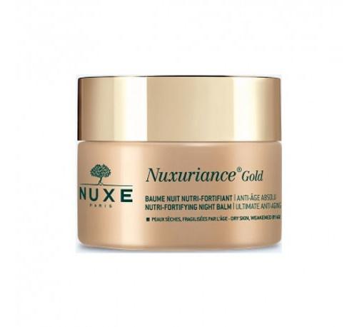 Nuxe nuxuriance gold bálsamo de noche nutri-fortificante, 50 ml