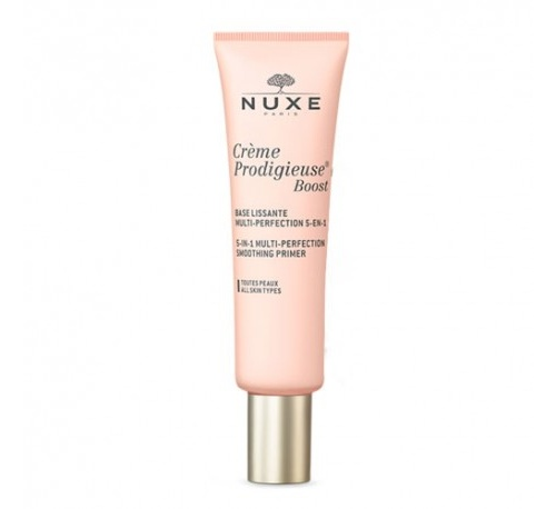 Nuxe creme prodigieuse boost base alisante multi-perfeccion 5-en-1, 30 ml