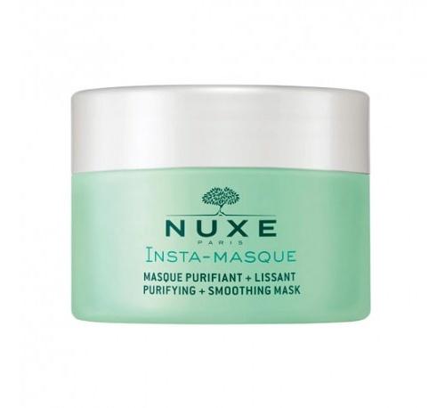 Nuxe insta-masque mascarilla purificante + suavizante, 50 ml