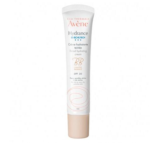 Avene hydrance bb-rica crema hidratante spf 30 (con color 40 ml)