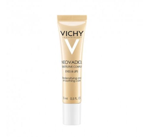 Vichy Neovadiol contorno labios y ojos 15 ml