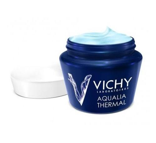 Vichy aqualia thermal mascarilla noche efecto spa (75 ml)