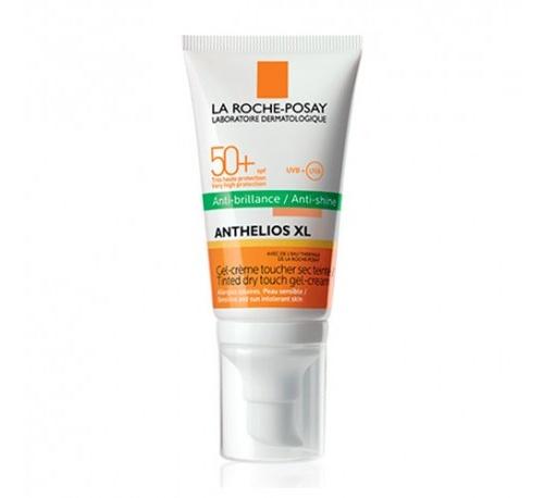 Anthelios xl spf 50+ gel crema toque seco (color 50 ml)