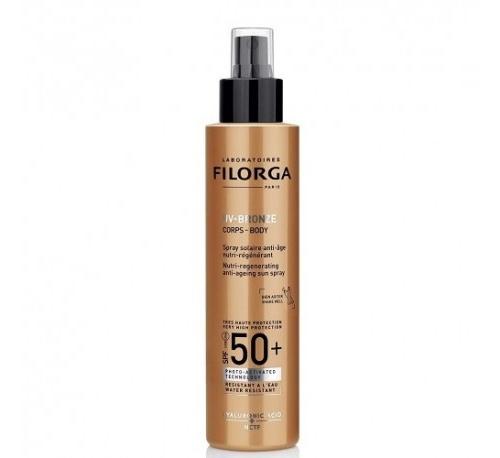Filorga spray de cuerpo 50+ aceite seco