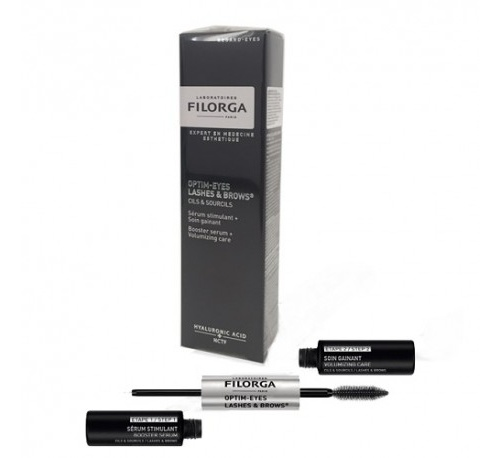 Filorga optm eyes lashes and browns
