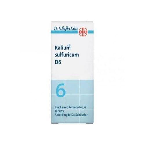 Dhu sals schu  6 kalium sulfur 80c