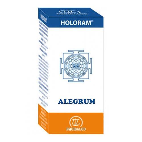 Equisalud holoram alegrum 60 cap