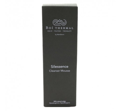 Boi thermal silessence cleanser mousse (100 ml)