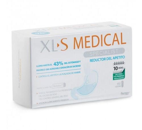 Xls medical reductor de apetito (60 caps)