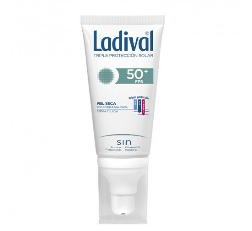 Ladival facial piel seca fps50+ (50 ml)