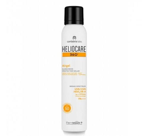 Heliocare 360º spf 50 fluido airgel corporal pro