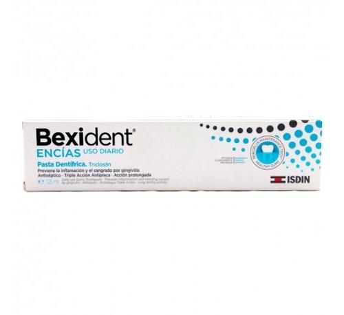 Bexident encias pasta dental triclosan (125 ml)