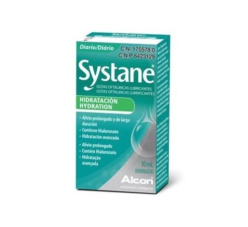 SYSTANE HIDRATACION - GOTAS OFTALMICAS LUBRICANTES (10 ML)