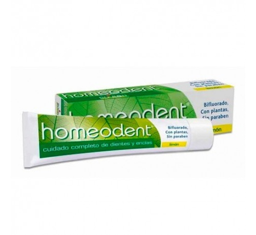 HOMEODENT PASTA DENTAL (CLOROFILA 75 ML)