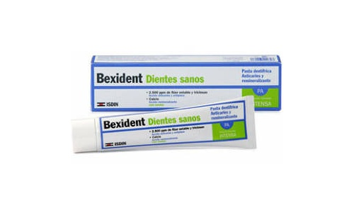 Bexident dientes sanos pasta dental (125 ml)