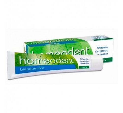 Homeodent pasta dental blanqueadora (75 ml)
