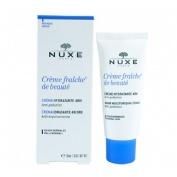 Nuxe crema fraiche de beauté hidratante 48h anti-polucion pn 30 ml