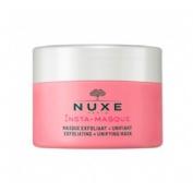 Nuxe insta-masque mascarilla exfoliante + uniformizante, 50 ml