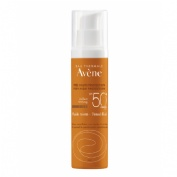 Avene emulsion coloreada 50 + toque seco sin perfume (50 ml )