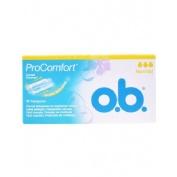 Tampon ob procomfort normal 32 unid