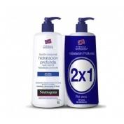 Neutrogena formula noruega hidratacion profunda - locion corporal piel seca (750 ml)