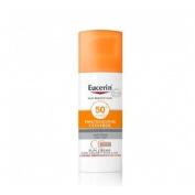 Eucerin sun protection 50+ crema rostro cc 50 ml