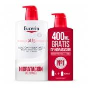 Eucerin ph5 piel sensible locion (1000 ml )