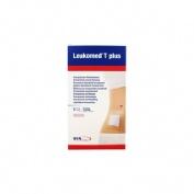 Leukomed t plus - aposito esteril adh (8 x 15 cm 5 apositos)