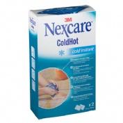 3m nexcare instant - coldhot aplicacion de frio instantaneo (2 bolsas 15 x 18 cm)