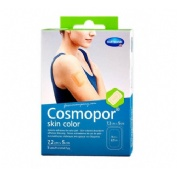 Cosmopor skin color - aposito esteril (7.2 cm x  5 cm  5 apositos)