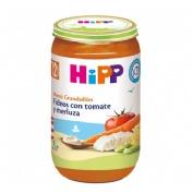 Hipp merluza+fideos+tomate