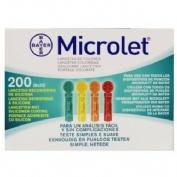Microlet lancetas 25 un 6544