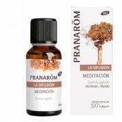 Pranarom meditacion y olores sagrados mezcla