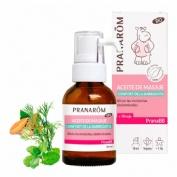 Pranabb aceite de masaje confort de la barriguita bio 30 ml