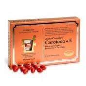Activecomplex caroteno+e (60 caps)